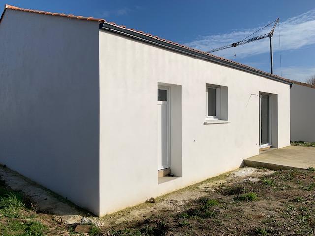 Fin de chantier pour une résidence locative à Le Perrier
